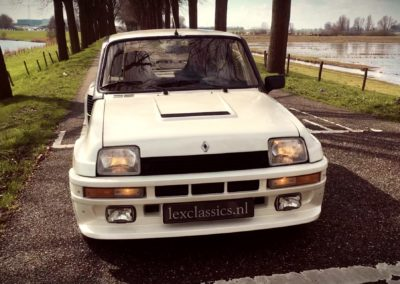 Renault 5 Turbo 1